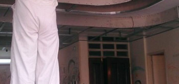 زیرسازی سقف کاذب کناف