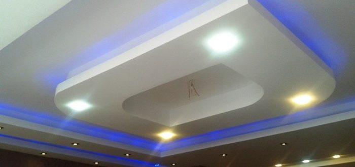 سقف کاذب کناف light-1