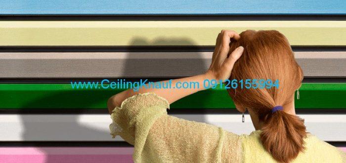 انتخاب رنگ دکوراسیون داخلی