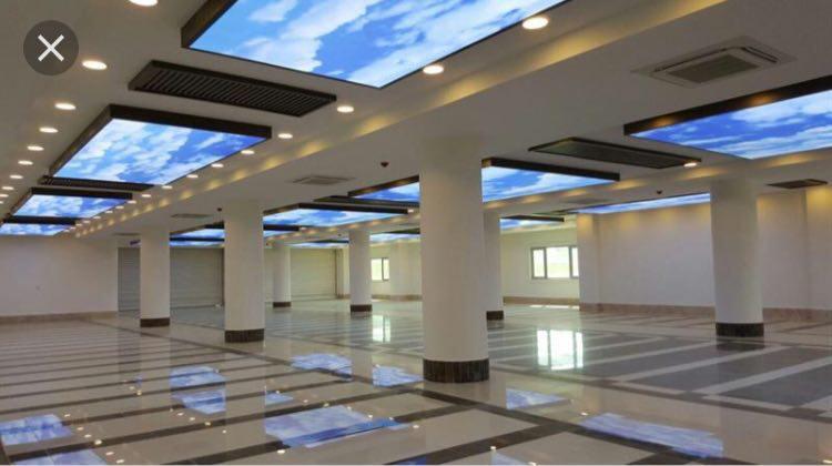 سقف کاذف و pvc cnc