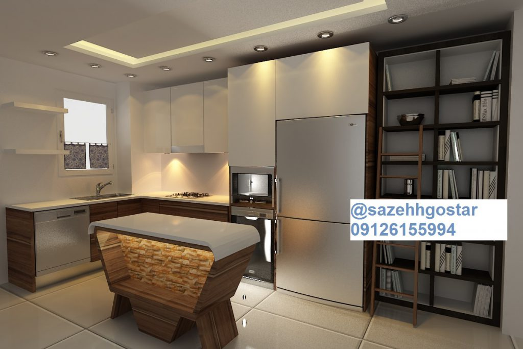 سقف کاذب برای آشپزخانه